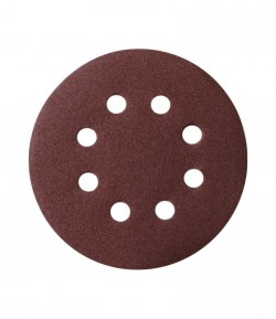 Velcro disc, 180 mm,  P80, LT08358