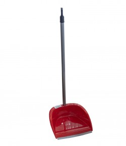 Waste small PVC shovel with handle LT35639