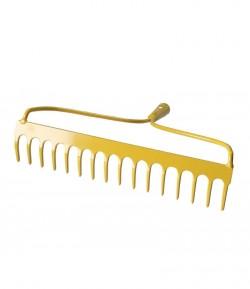 Grebla 16 dinti, tip arc, 400 mm, cu coada, LT35671