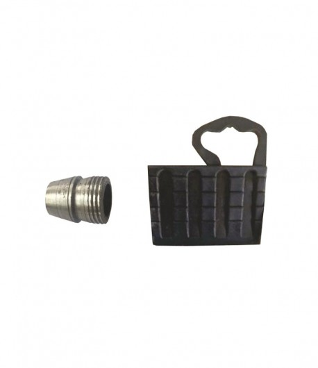 Set pana PVC și metal pentru topor, 54x38 mm, Φ 14 mm, 16 mm LT36140