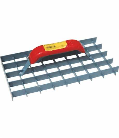 Trowel for scraping with steel blades LT06775