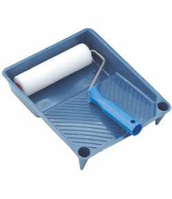Paint roller and tray LT07568