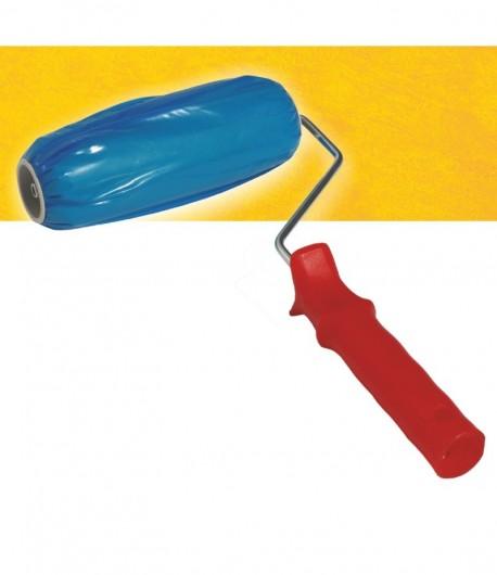 Trafalet efect - nylon albastru LT09852